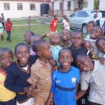 De Paul Boys' Home Spendenaktion