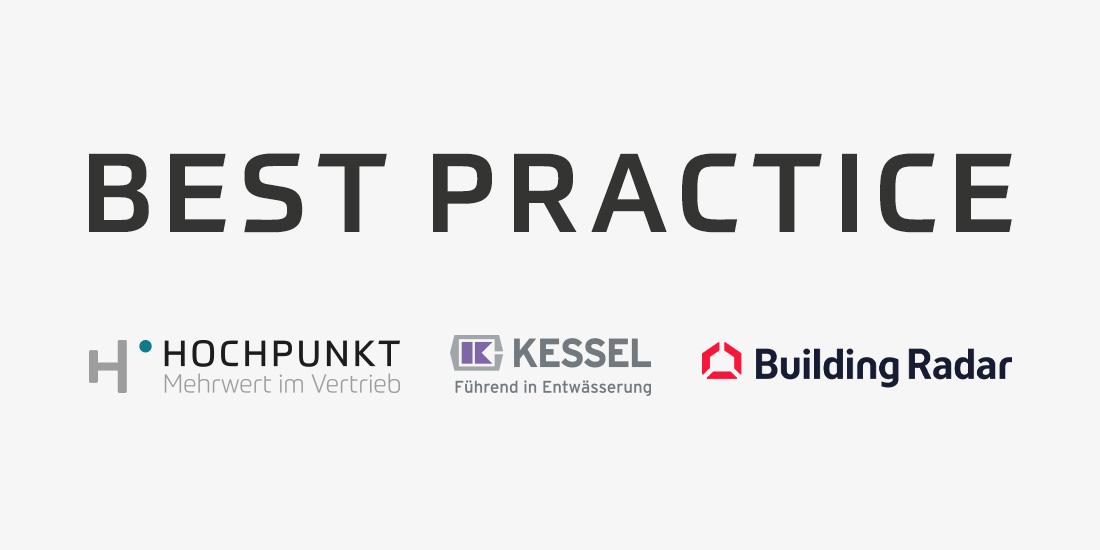 Best Practice Building Radar - Hochpunkt - Kessel AG