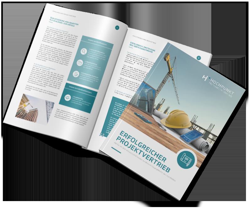 Whitepaper Erfolgreicher Projektvertrieb in der Baubranche